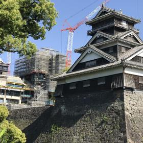 たけばやしさんの熊本城への投稿
