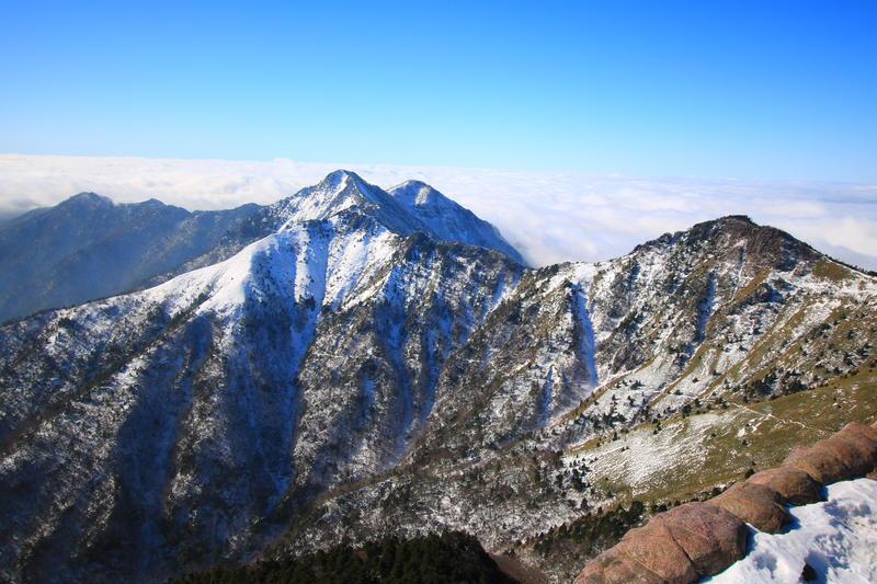 Yuhei Senoさんの石鎚山への投稿