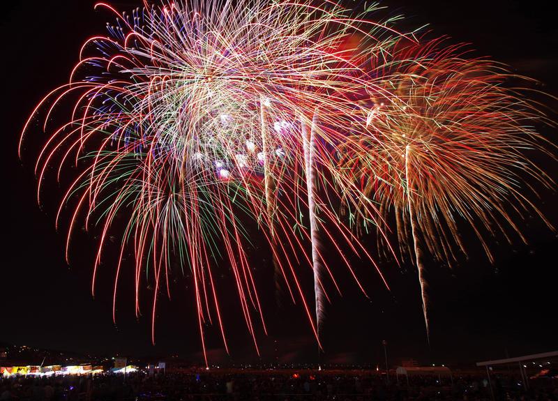 なべ一号さんの田原祭り 五町合同花火大会 2018への投稿
